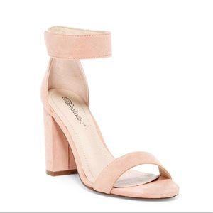 Breckelles • Aniston Ankle Strap Sandal